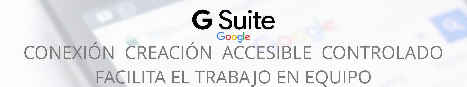 Características de Google Workspace