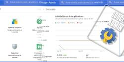 Google Admin, adminsitración de G Suite
